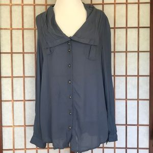 Anthropologie Odille Blouse